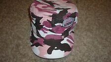 "Patrol Cap, Army-style, Pink Camo, ""girl AUTHORITY"" VGC $19.95"