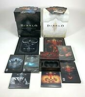 Diablo III: Reaper Of Souls & Collector's Edition PC Windows/Mac Video Game READ