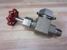 Ernst Gage 500PSI Stainless Steel Gate Valve