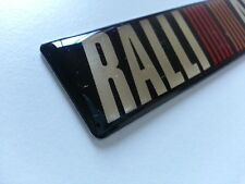 MITSUBISHI SPORT RALLIART EVO RALLY Lancer evolution JDM Car EMBLEM Badge