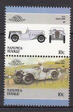 H153) Timbres Neufs MNH (Singer Nine UK 1934) / NANUMEA-TUVALU /CARS-AUTOMOBILES