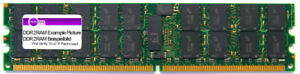 4GB Qimonda DDR2 Server RAM 533MHz PC2-4200R ECC Reg 2Rx4 HYS72T512022HR-3.7-A
