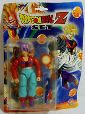 DRAGONBALL DRAGON BALL Z 5'' TRUNKS ACTION FIGURE w/ WEAPONS MOSC SEALED B