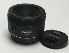 Canon 50 Mm STM prime For 5D,7D,80D,T6i,etc