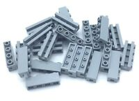 Lego Large Lot of 15 New Light Bluish Gray Plates 6 x 16 Dot Platform Pieces