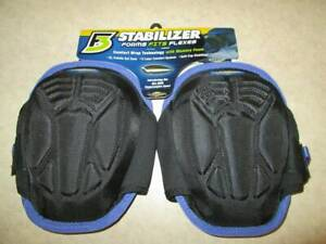 NEW QEP F3 Stabilizer Knee Pad comfortable Durable Memory Foam Resistant Quality