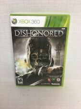 (BQ) Dishonored 1 Xbox 360 Video Game Complete Low Best Deals! Fast US  Ship
