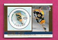 BOSTON BRUINS BOBBY ORR  CANADA POST STAMP MINT CARD (INV# C6860)