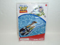 Disney Pixar Toy Story Buzz and Woody Surf Rider Pool Raft NEW