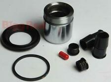 Ford Fiesta 1983-2000 FRONT Brake Caliper Seal & Piston Repair Kit (1) BRKP40S