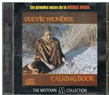 Stevie Wonder ‎– Talking Book CD 2001