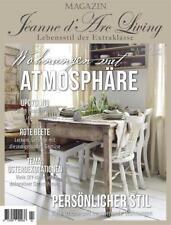 Jeanne d' Arc Living Magazin 2 / 2021 Shabby Chic Vintage Industrie Style