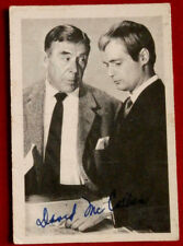 THE MAN FROM UNCLE - David McCallum - Ilya Kuryakin - A & BC Ltd, Card #19, 1965