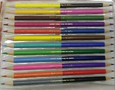 10 Packs x 12 Double Ended Color Pencils Art Coloring Colored Drawing Kids