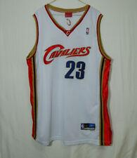 Lebron James Cleveland Cavaliers NBA Basketball 2003 Rookie Jersey Nike SIZE 54