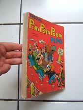 EDITION LUG / RELIURE  SPECIAL PIM PAM POUM PIPO  1 (  NUMEROS  1 A 4 )  1962