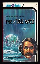 The Star Web, George Zebrowski, Laser Books 15, 1975 Paperback Original