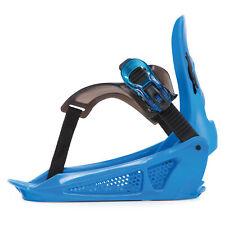K2 Snowboard Bindung Mini Turbo Blue Größe S ( EU 33-36 ) Kinder Jungen Mädchen