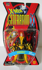 "Figurine MARVEL série GENERATION X ""banshee"" ( le Hurleur)  Variante Toy biz 96"