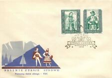 Poland 1959 cover imperf . kn811