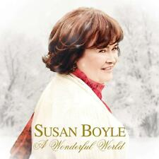 Susan Boyle ‎– A Wonderful World (2016)  CD  NEW/SEALED  SPEEDYPOST