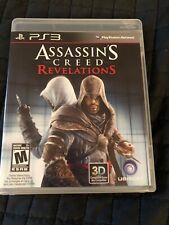 Assassin's Creed Revelations PS3 CIB