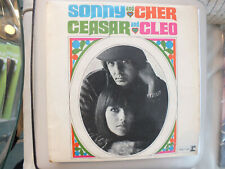 Sonny & Cher/Ceasar and Cleo 1965 vinyl 45 EP record: R30056