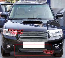 Fits 2006-2008 Subaru Forester Lower Bumper Billet Grille Insert