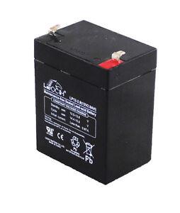 LP12-2.9 Leoch 12v 2.9Ah Rechargeable Sealed Lead Acid 12 V Battery