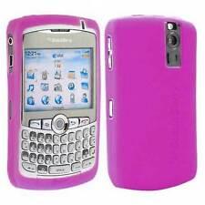 Genuine New Oem Dark Magenta Gel Skin Blackberry Curve 8300 8330