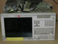 HP Agilent 16702A Logic Analysis System W/ 2MSa ANALYZER MODULE 16555D pod cable