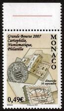 MONACO MNH 2007 Postcards, Philately and Numismatics Market