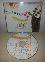 THE CURE - TAKING OFF - SINGLE - CD