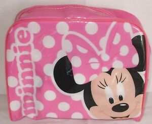 Childs Disney Minnie Mouse Toiletry Bag