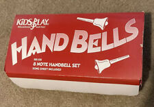Rhythm Band Instruments Kids Play 8 Note Hand Bell Set Rb108