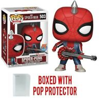 Funko Pop Games Spider-Punk PX Previews Exclusive Collectible Vinyl Figure