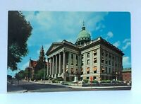 Paterson New Jersey Passaic County Courthouse Postcard