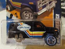 Hot Wheels Baja Breaker HW Performance Good Year Blue no back wheels! error