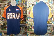 maglia calcio shirt maillot camiseta trikot OLANDA TG XL