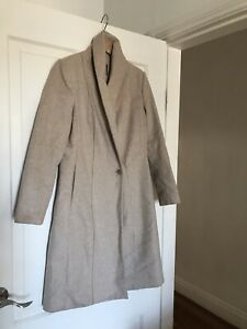 Saba Beige Wool Jacket