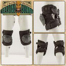 1/6 Knee Pads / U.S. NSW Desert Ops  Gunner / HOT TOYS