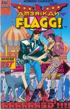 Howard Chaykin 's American Flagg! # 5 (Mike Vosburg) (USA, 1988)