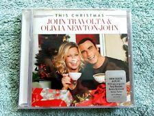 TRAVOLTA & NEWTON-JOHN THIS CHRISTMAS BENNETT STREISAND TAYLOR FACTORY SEALED CD