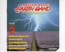 CD MANFRED MANN'S EARTH BANDthe very best of volume 2 (B2111)