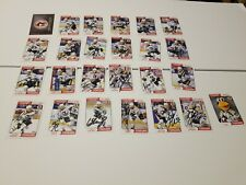 SET OF Signed 2014-15 Wilkes Barre Scranton WBS Penguins MATT MURRAY CARDS