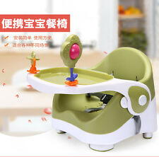 *CLEARANCE* Multifunction 3-in-1 Luxury Baby Booster Seat / Baby Dining Chair