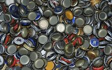 50 Lot Mixed Assortment Beer Bottle Caps Crowns Miller Lite Coors Budweiser