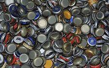 100 Lot Mixed Assortment Beer Bottle Caps Crowns Miller Lite Coors Budweiser