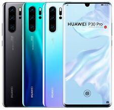 """Huawei P30 Pro 128GB HW-02L (Desbloqueado en Fábrica) 6.47"""" 6GB Ram 40MP"""