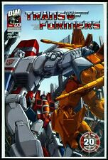 DW Comics TRANSFORMERS #3 Vol 3 NM 9.4